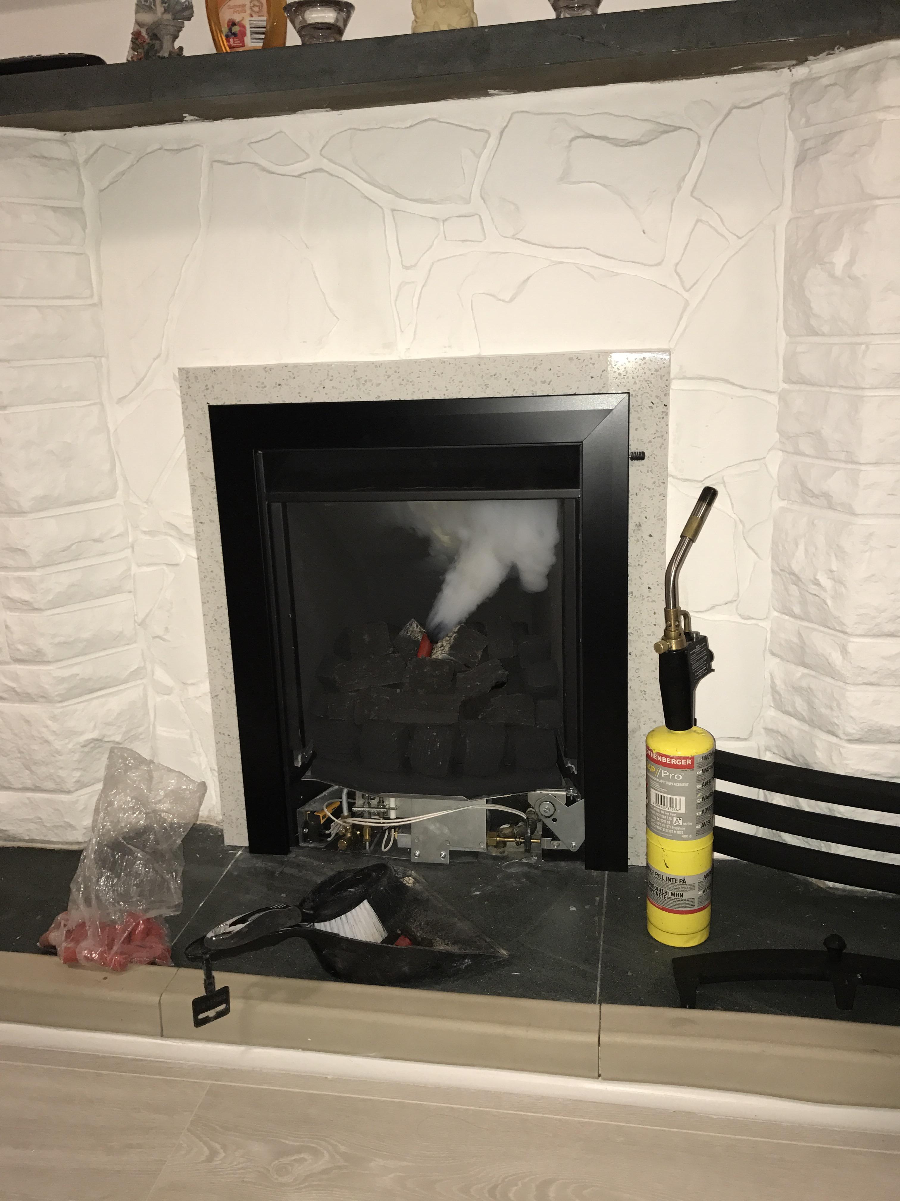 Fireplace in Hemel Hempstead
