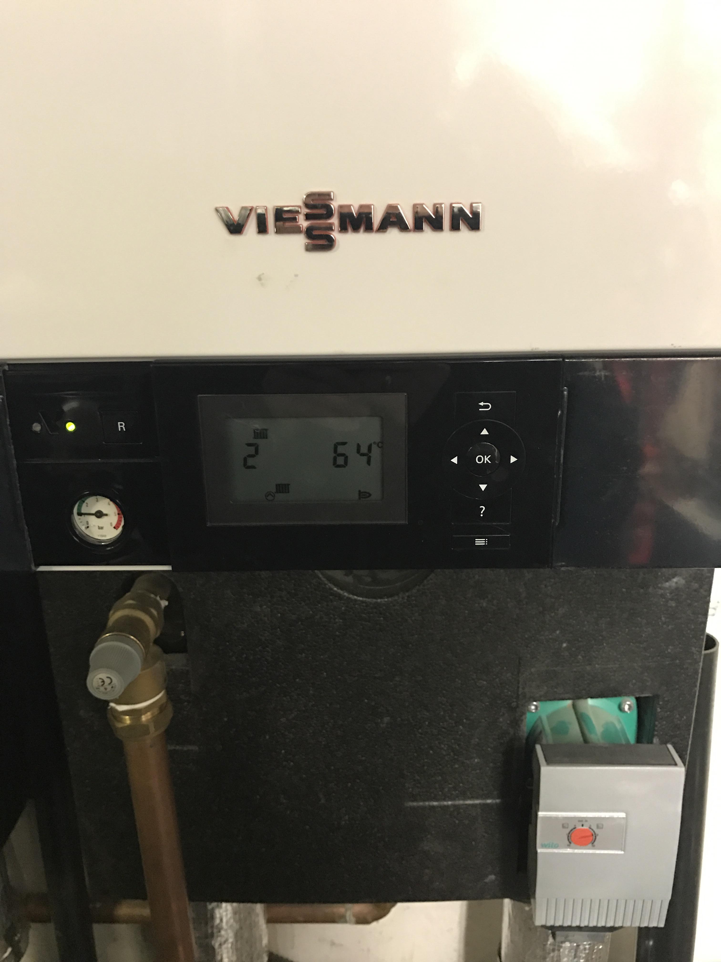 Viessmann High Spec Boilers