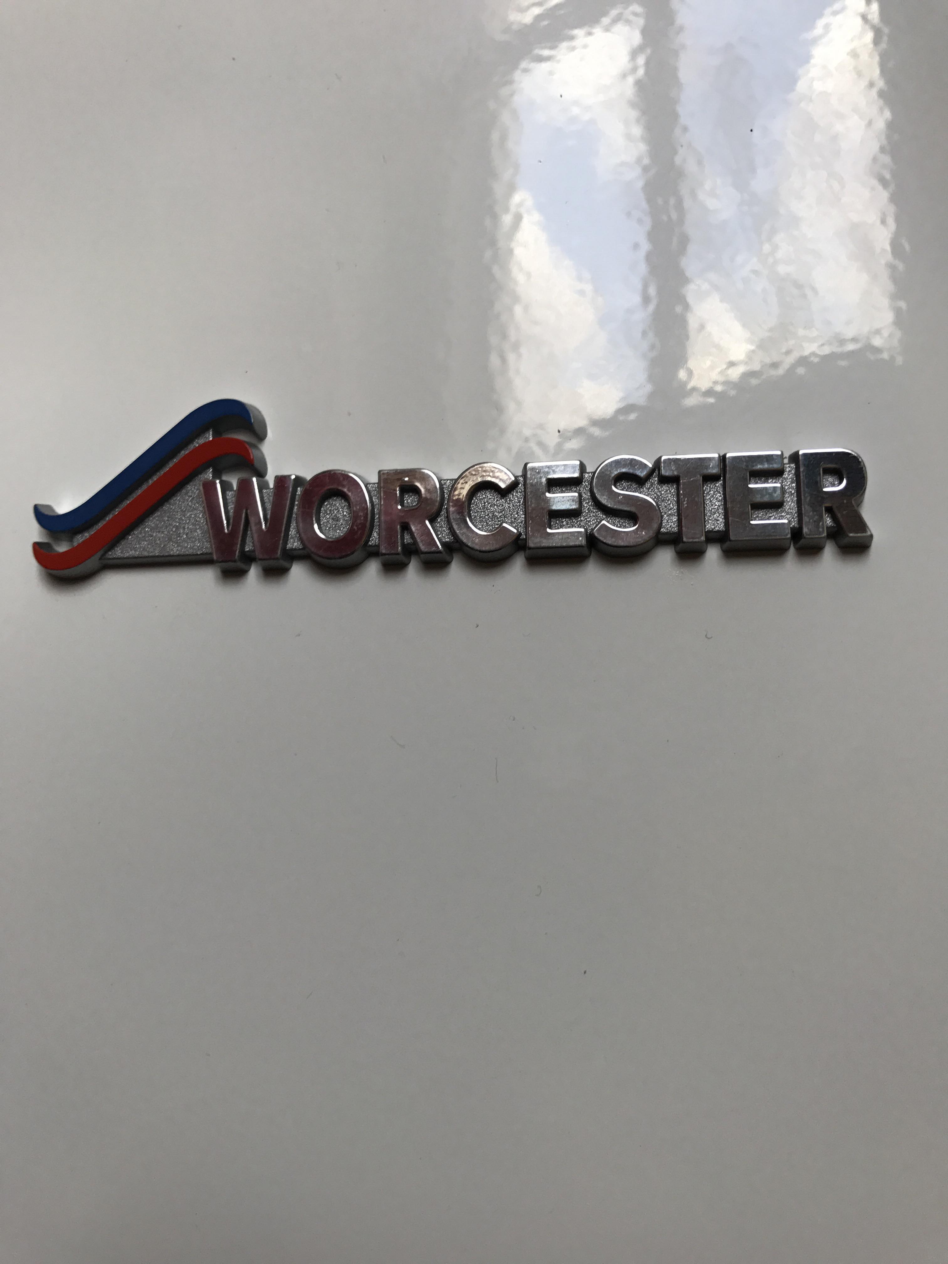 Worcester Bosh Boiler