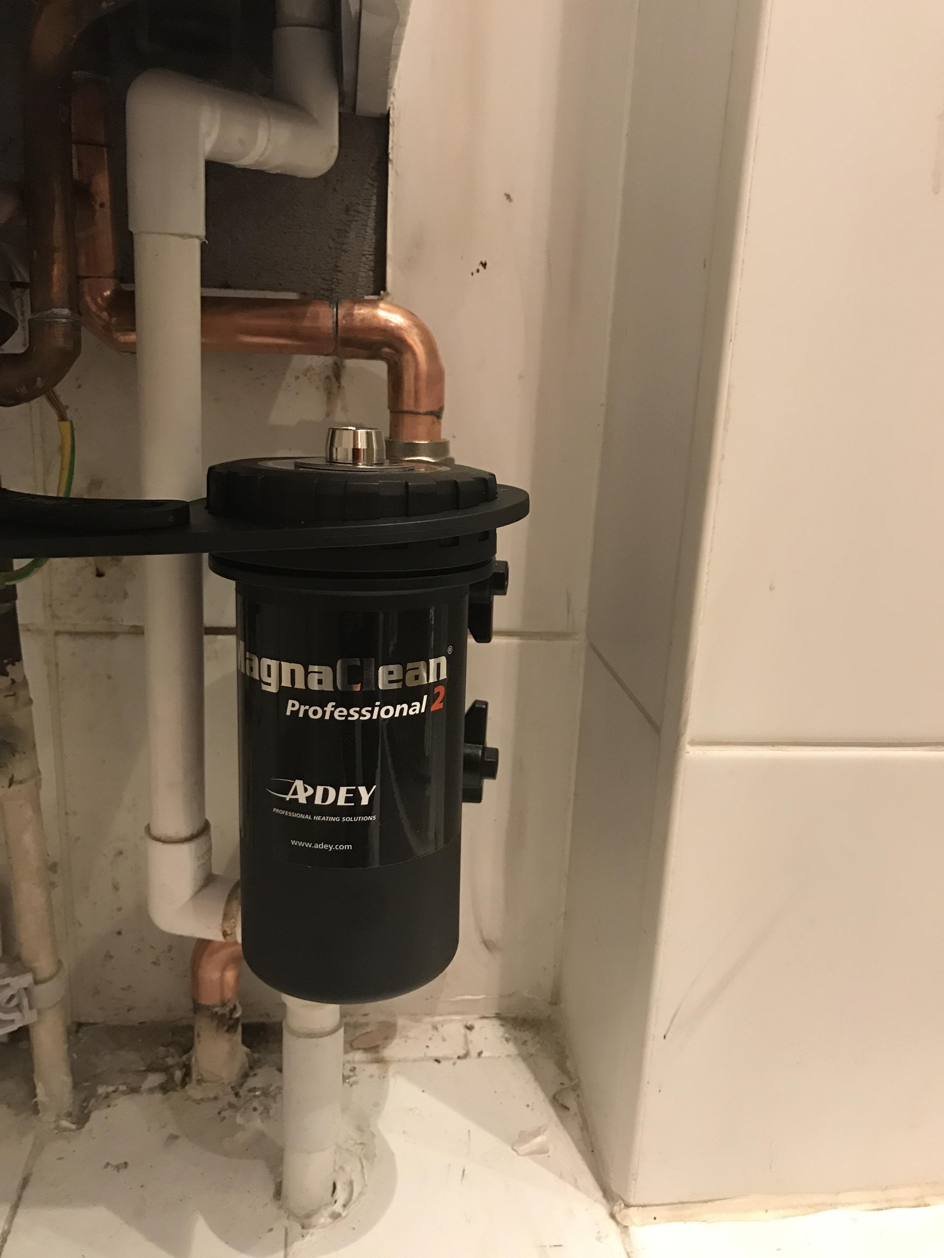 Boiler filter